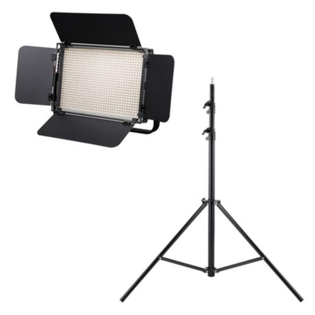 Walimex pro LED Niova 900 Plus Bi Set