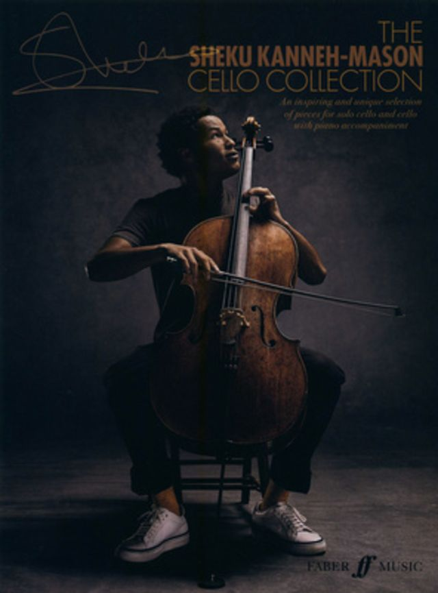 Faber Music The Cello Collection