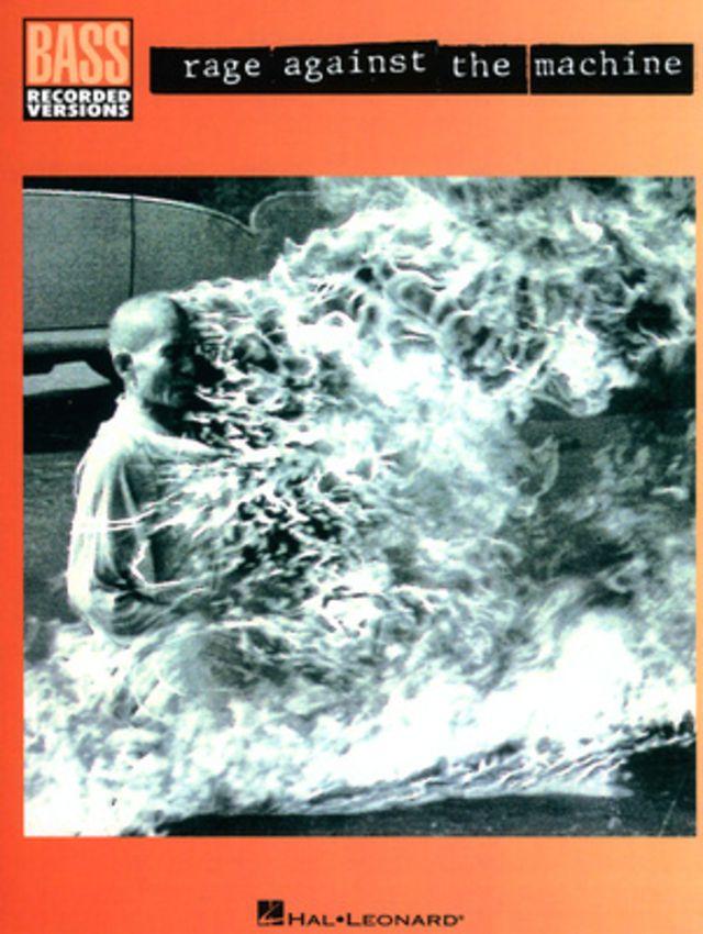 Hal Leonard Rage Against The Machine Bass