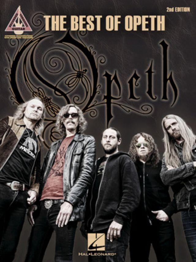 Hal Leonard The Best Of Opeth