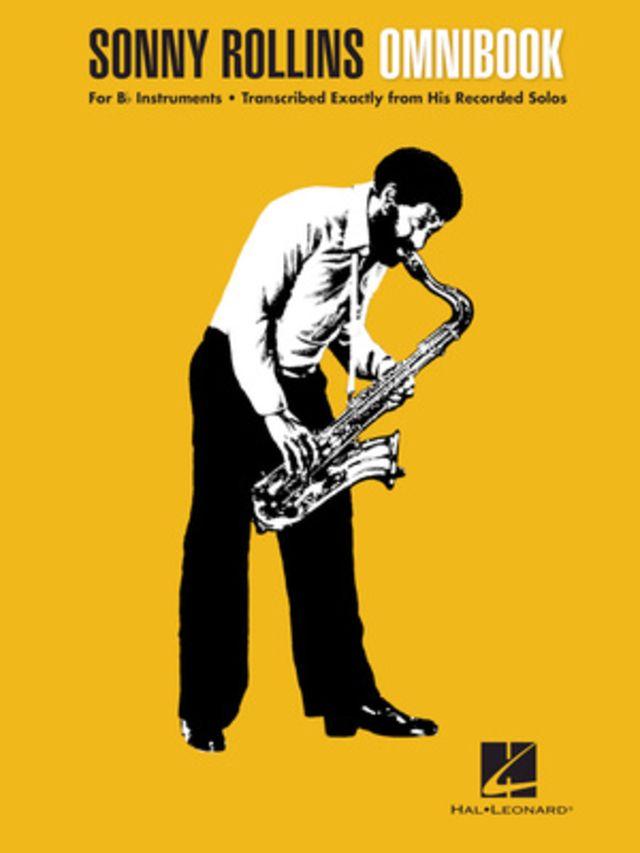 Hal Leonard Sonny Rollins Omnibook Bb