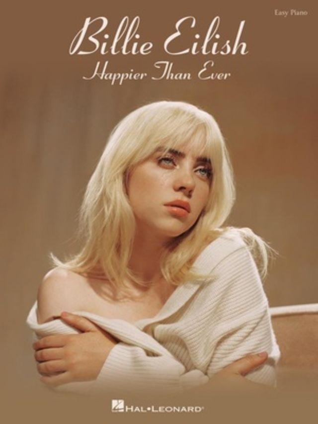 Hal Leonard Billie Eilish Happier Easy