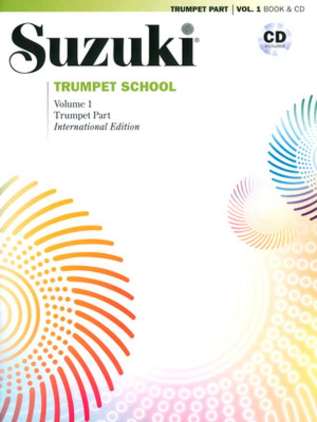 Alfred Music Publishing Suzuki Trumpet School 1