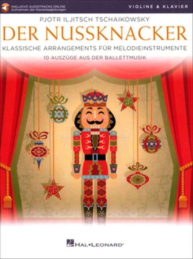 Hal Leonard Der Nussknacker Violin