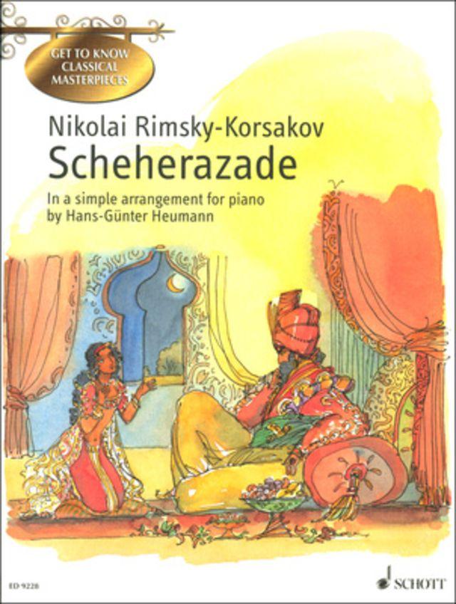 Schott Rimskij-Korsakow Scheherazade