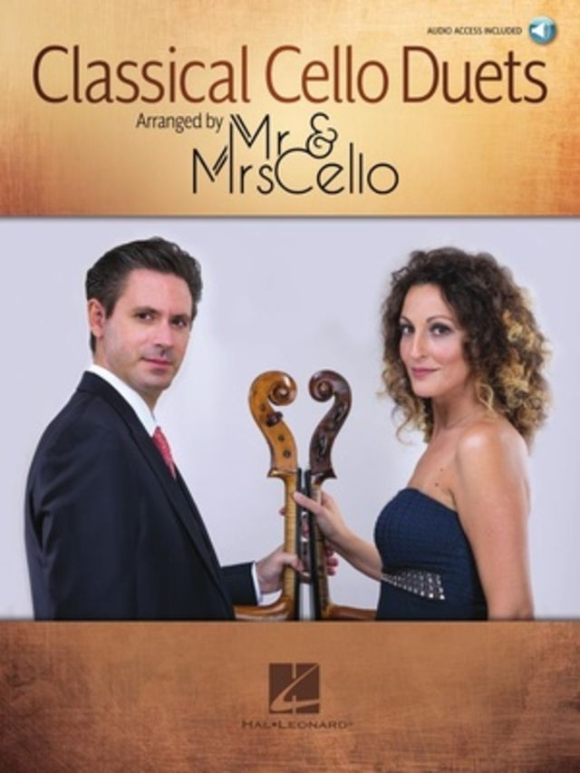 Hal Leonard Classical Cello Duets
