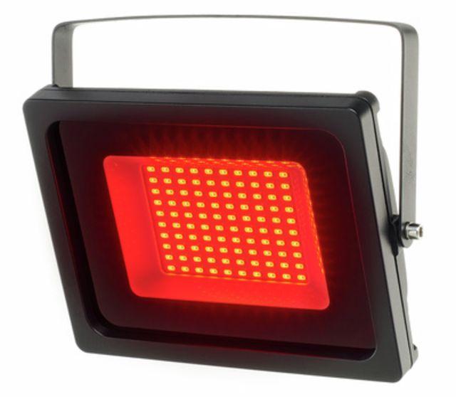 Eurolite LED IP FL-50 SMD red