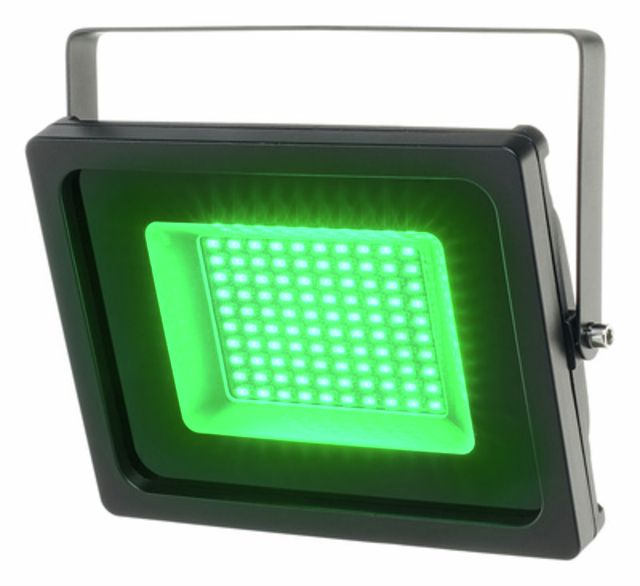 Eurolite LED IP FL-50 SMD green