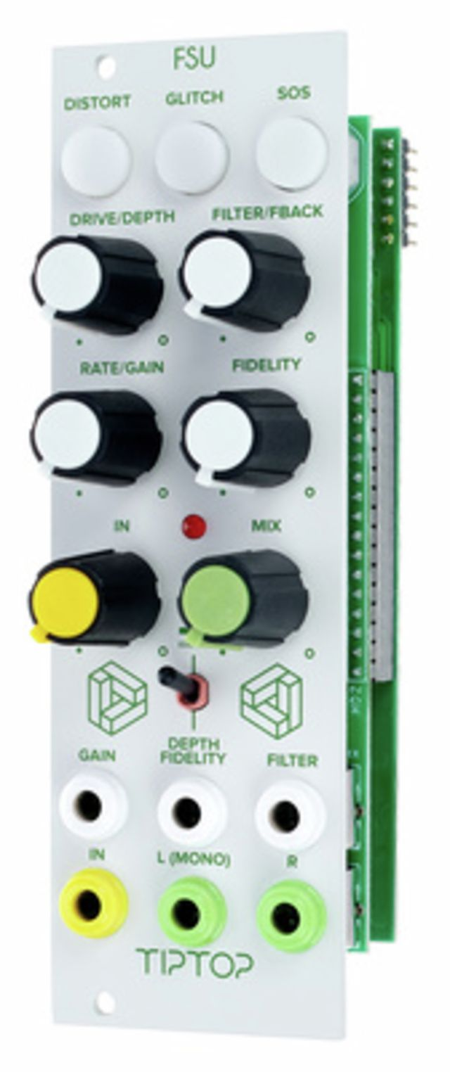 Tiptop Audio FSU White