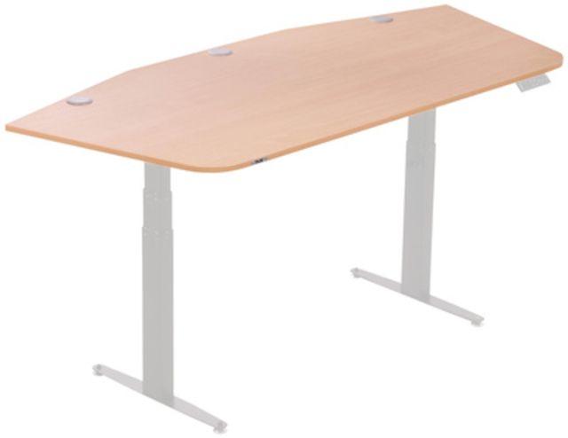 Thon StudioProd.Desk1750 Beech curv