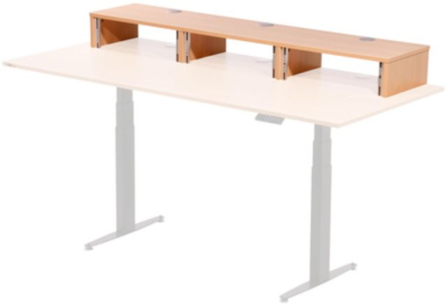 Thon StudioExt.Desk3UBeech straight