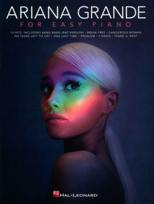 Hal Leonard Ariana Grande Easy Piano