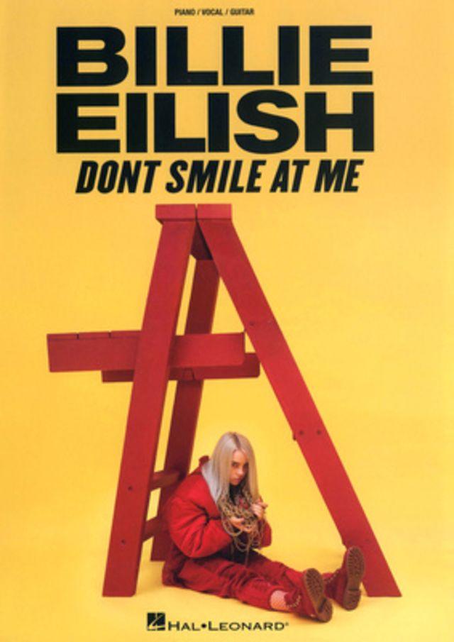 Hal Leonard Billie Eilish Dont Smile At Me