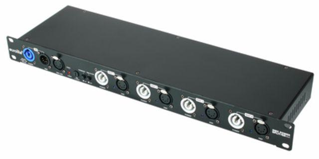 Eurolite DMX Power Splitter 4x4 5-Pole