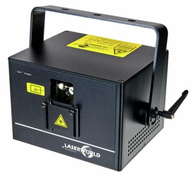 Laserworld CS-4000RGB FX