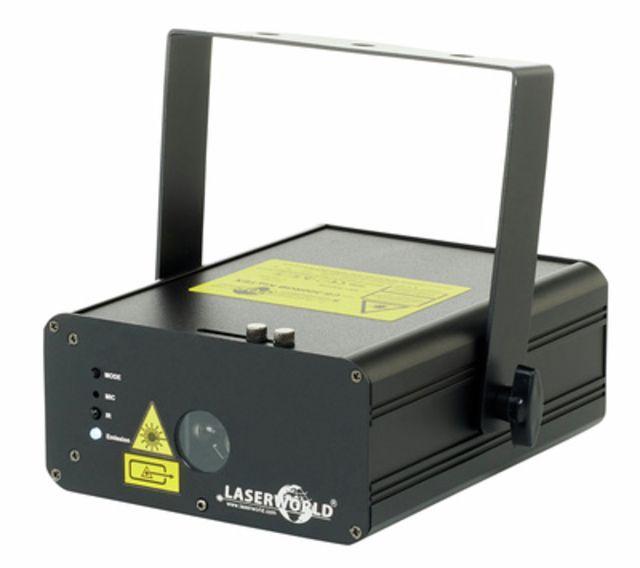 Laserworld CS-500RGB KeyTEX