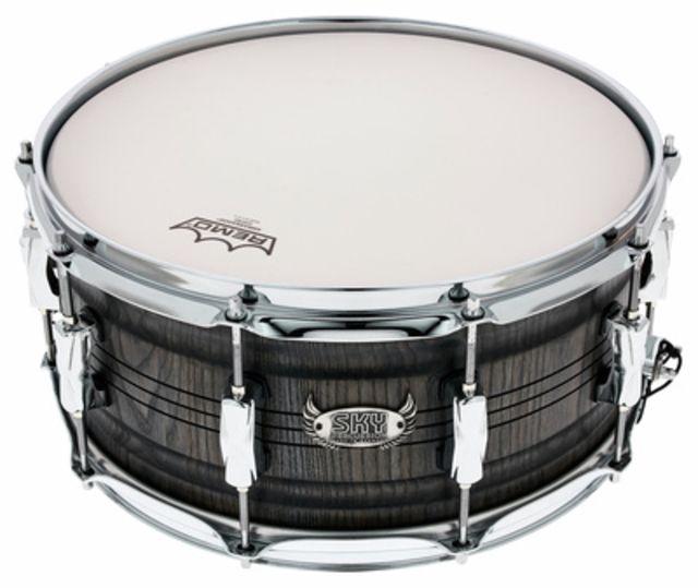 "Sky Percussion 14""x6,5"" Ash Contoured Snare"