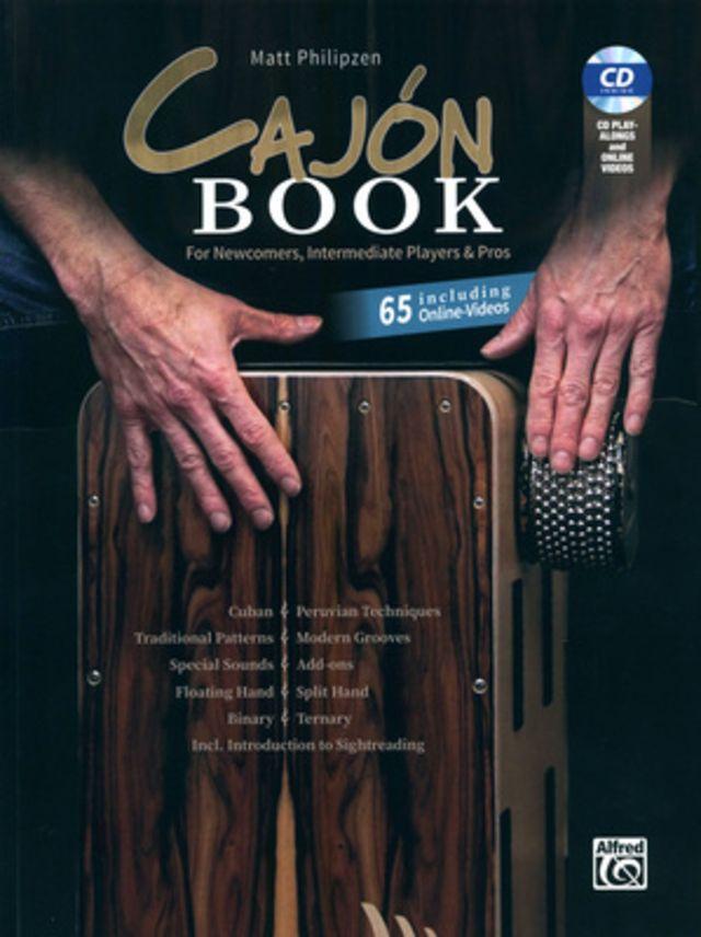 Alfred Music Publishing Cajon Book English