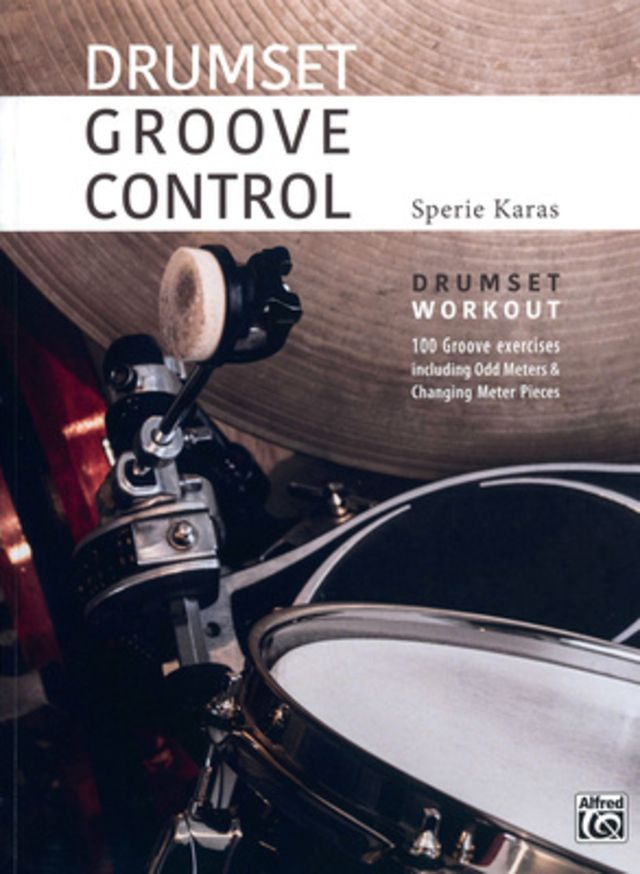 Alfred Music Publishing Drumset Groove Control