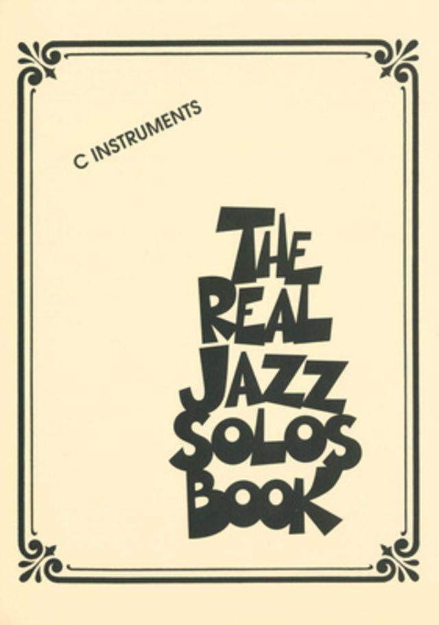 Hal Leonard The Real Jazz Solos Book C