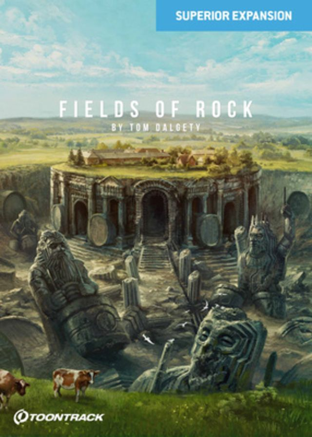 Toontrack SDX Fields of Rock