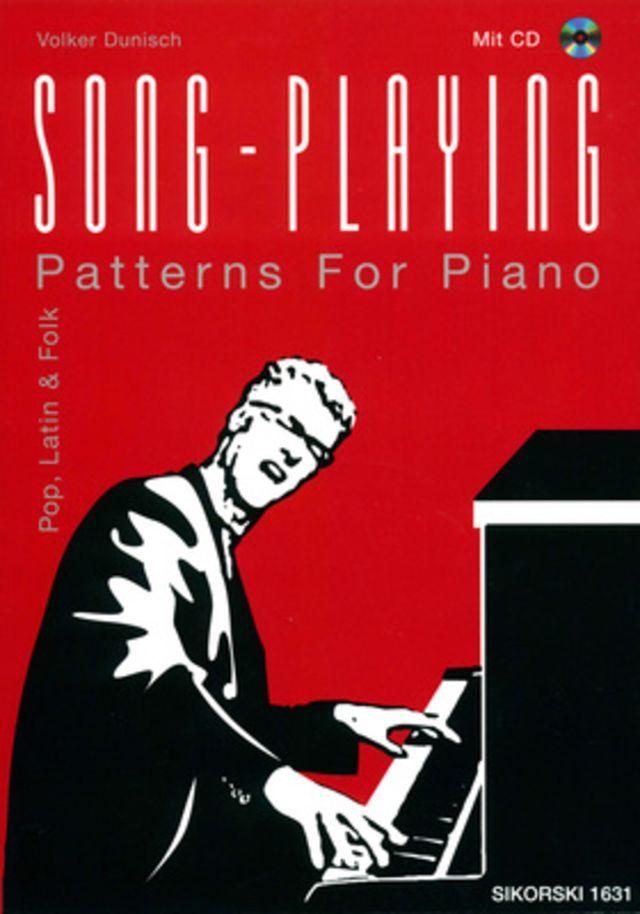 Sikorski Song-Playing Patterns Piano