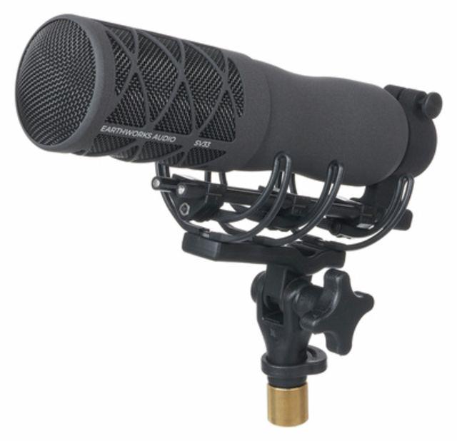 Earthworks Audio SV33 Studio Bundle
