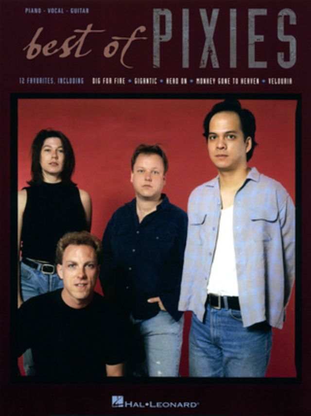 Hal Leonard Best of Pixies