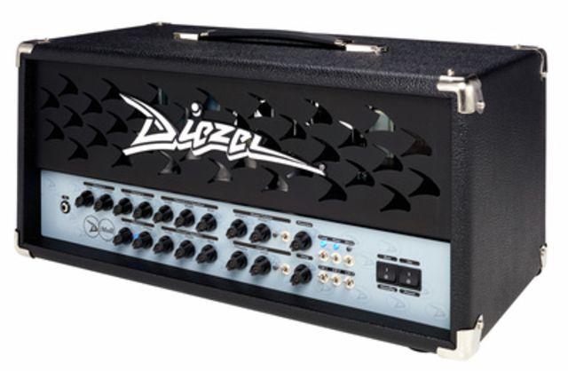 Diezel D-Moll 6L6 Classic Head
