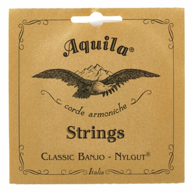 Aquila 6 B 5 str.Banjo Nylgut Light