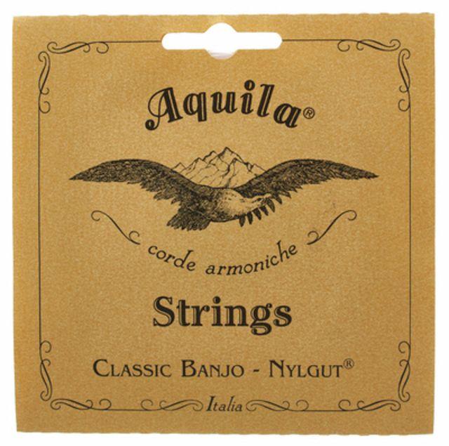 Aquila 1 B 5 str.Banjo Nylgut Medium
