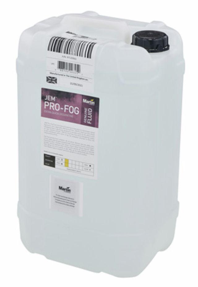 Jem Pro-Fog 25l Extra Quick