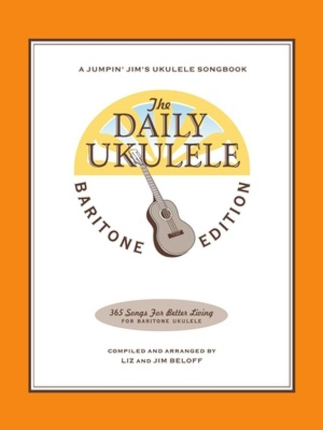 Hal Leonard The Daily Ukulele Baritone