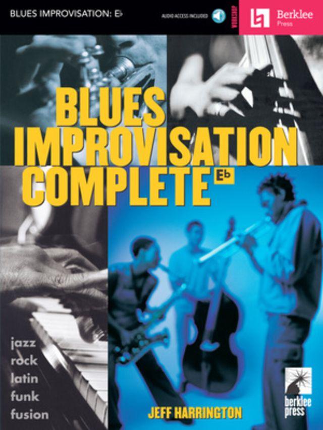 Hal Leonard Blues Improvisation Eb