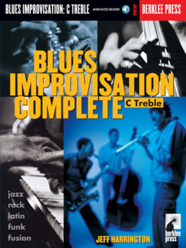 Hal Leonard Blues Improvisation C