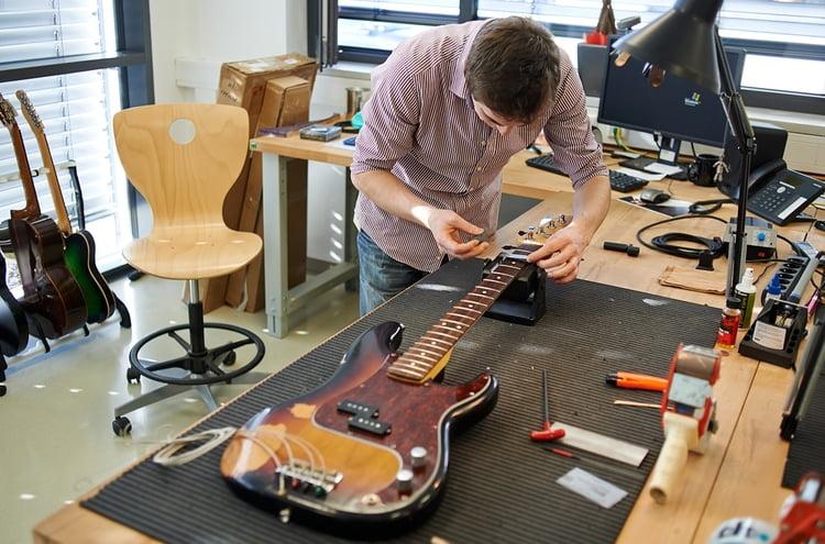 Guitar workshop