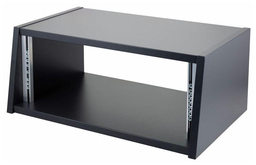 Werbung: Studio Desktop-Rack 4HE / Bild:Thomann.de