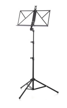 Thomann Music Stand Aluminium Black