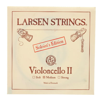 LCMC-SET LARSEN Cello Strings