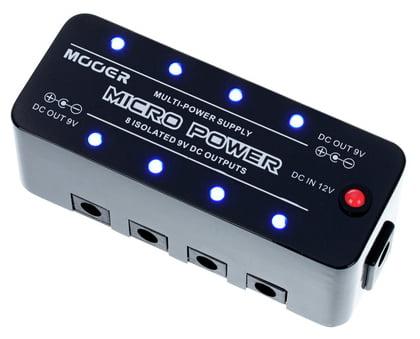 Mooer Micro Power – Musikhaus Thomann