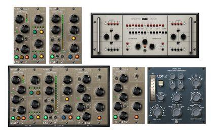 Lindell Audio 100% Lindell Bundle V1 2