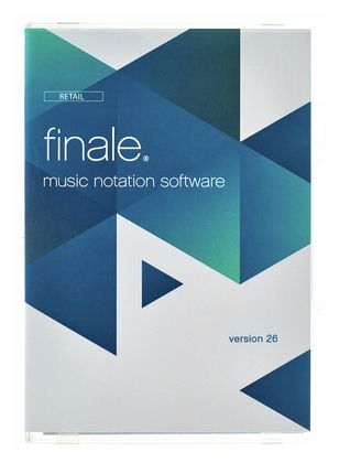DIGITAL FULL VERSION ACADEMIC PRICE NEW FINALE 26 MUSIC NOTATION SOFTWARE