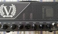 VICTORY VX The Kraken 50w Guitar Amplifier Head