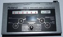 Roland E-Drum: FD-8 (Hi-Hat) und/oder TMC-6 (Trigger-to-Midi), m. Gewährleistung