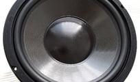 12 Zoll Bass-Lautsprecher mit Doppelschwingspule, 1 Jahr Gewährleistung
