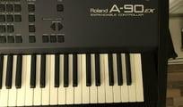 Masterkeyboard Roland A-90Ex, Bestes Master Keyboard mit Klavier Haptik 88