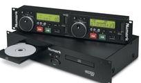 PLATINE DJ Double CD NUMARK CDN22 MK4 (avec télécommande)