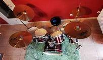 Schlagzeug der Firma Ludwig zu verkaufen