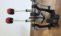 Dixon Doppelfußmaschiene/ Pedal