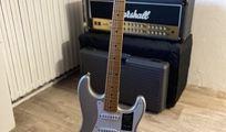 vends Fender AM Orig. 50 Strat MN INS